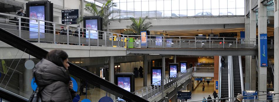 MédiaTransports est le premier afficheur français à avoir installé des écrans digitaux dans ses univers. Une innovation qui révolutionne l'affichage...