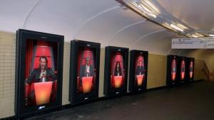 The Voice avec Metrobus