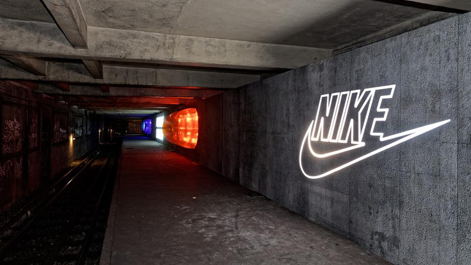 Nike - Station fantôme St Martin L9 - Mars 2015 (1)_1
