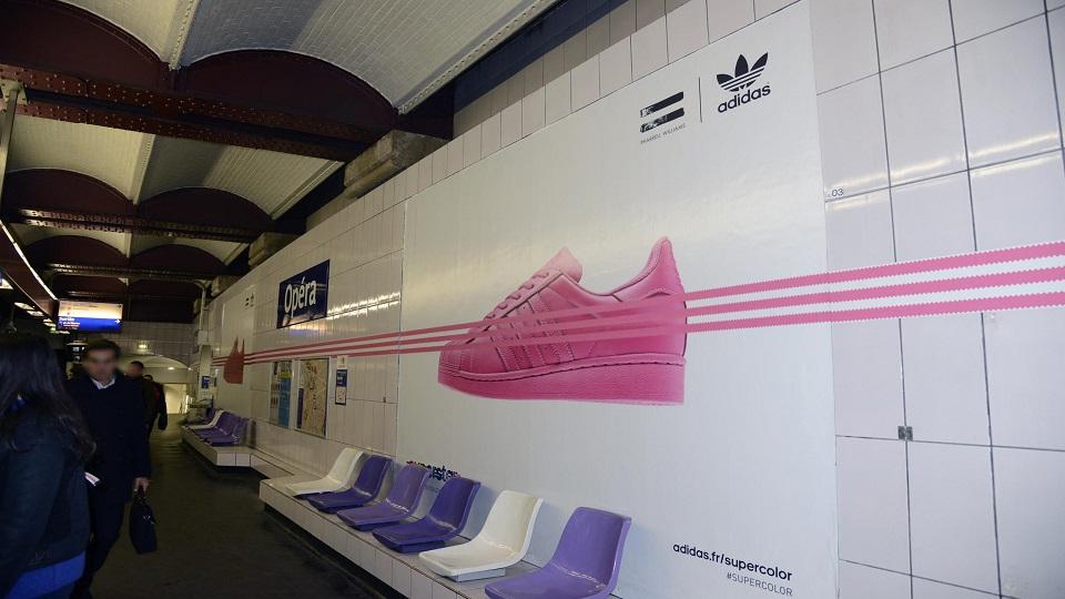 Adidas Supercolor - Carousel