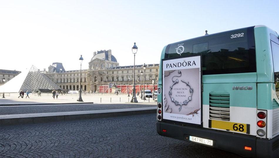 Pandora Caroussel