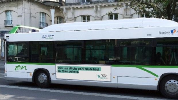 avec metrobus l 39 affichage bus prouve son efficacit. Black Bedroom Furniture Sets. Home Design Ideas