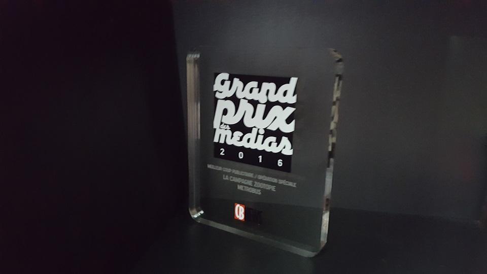 GRAND PRIX DES MEDIAS CB CARROUSSEL