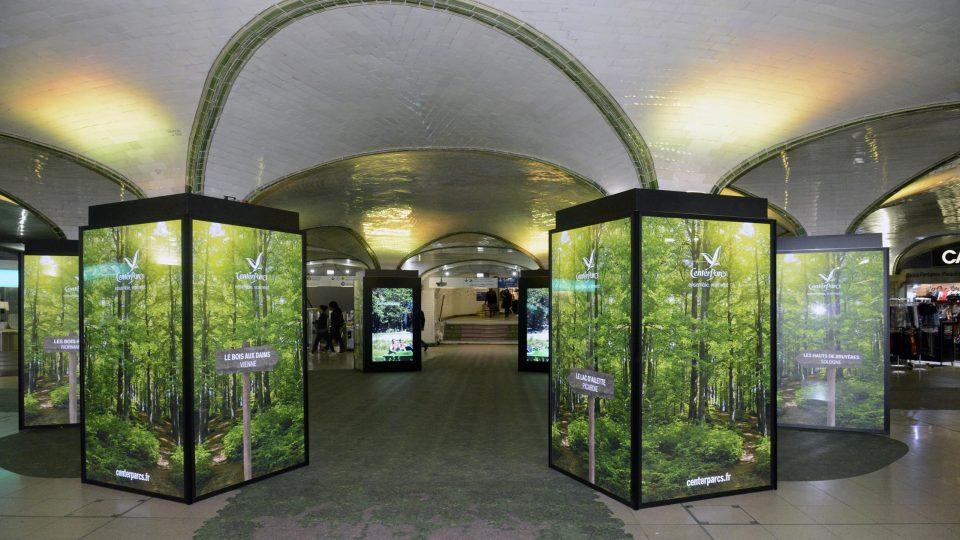 Center Parcs - Salle des piliers Saint-Lazare - Mars 2017 (30)