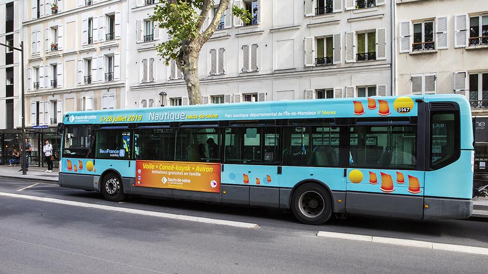 MEDIATRANSPORTS : Leader de l'affichage transport